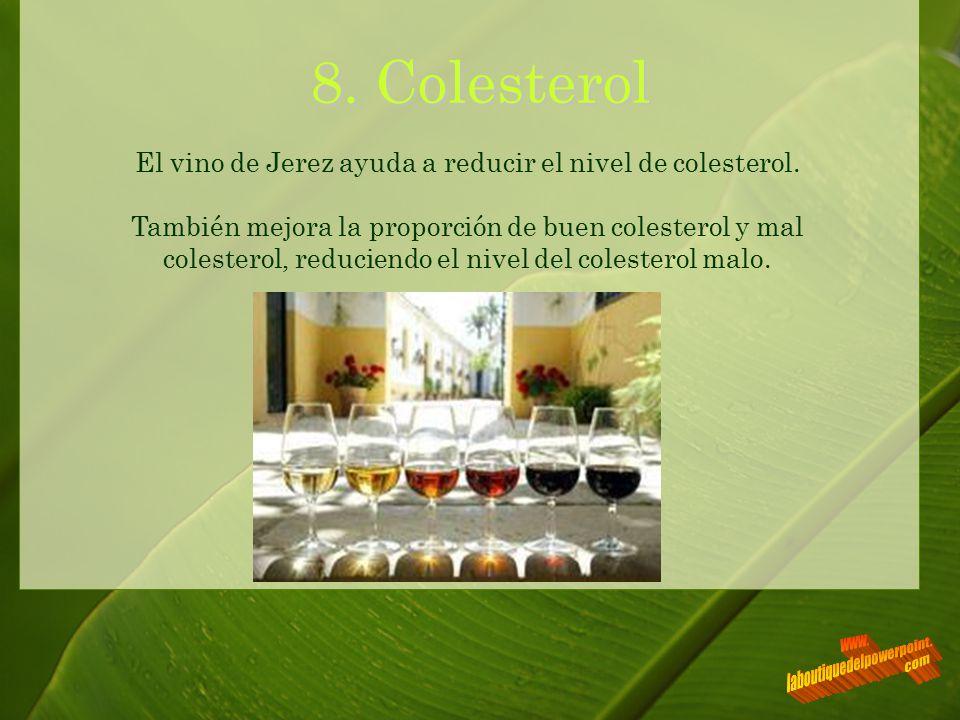 8. Colesterol www. laboutiquedelpowerpoint. com