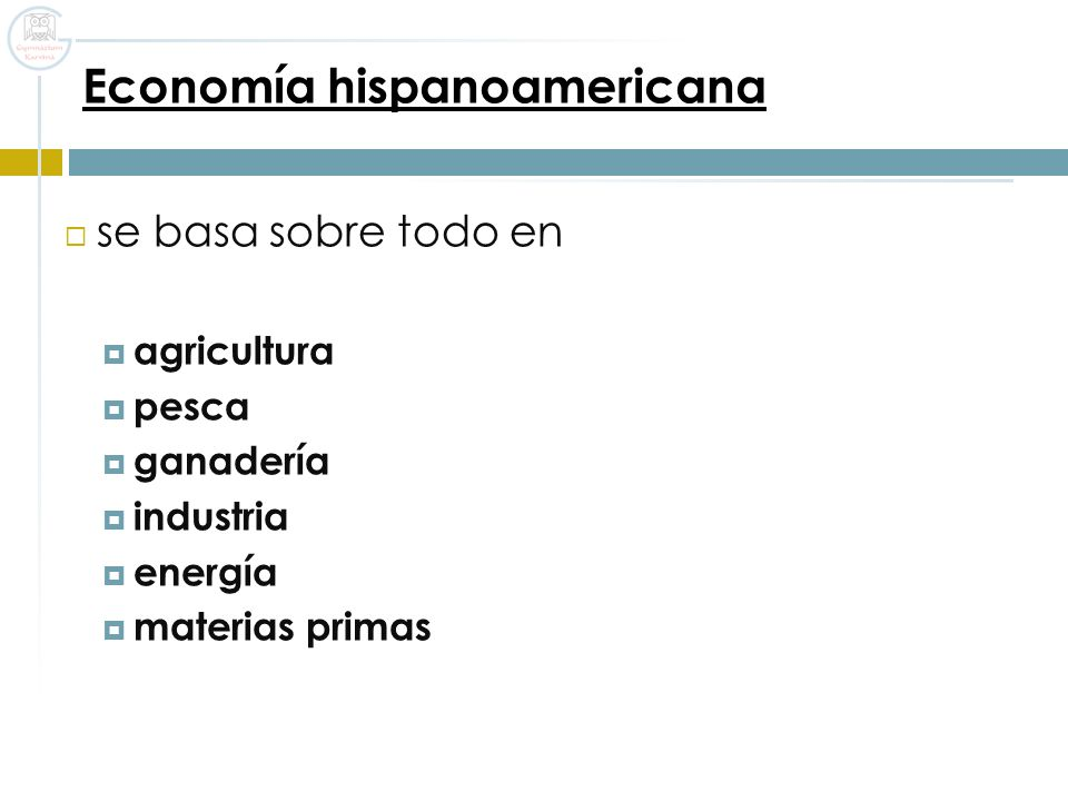 Economía hispanoamericana