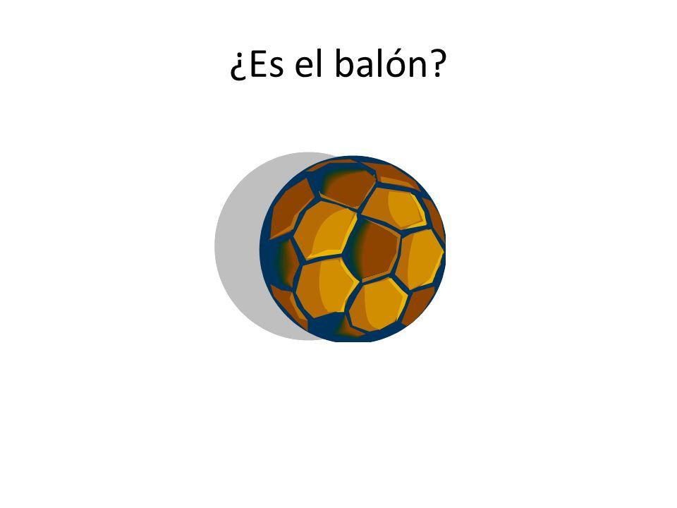 ¿Es el balón