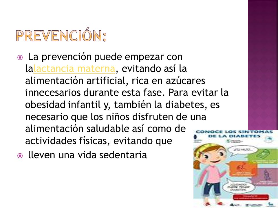 Diabetes mellitus infantil - ppt descargar