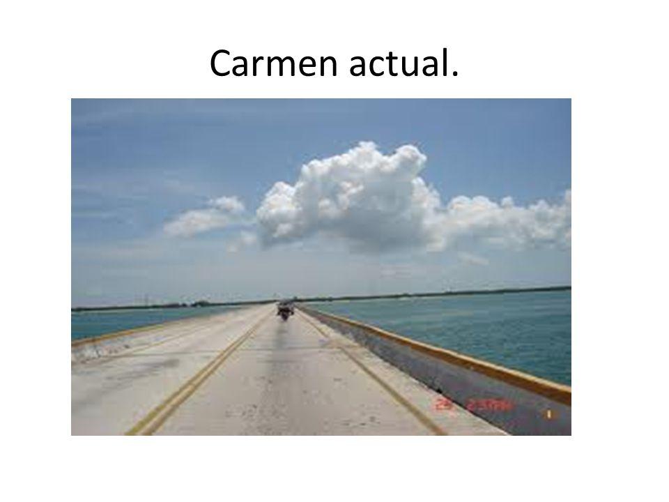Carmen actual.