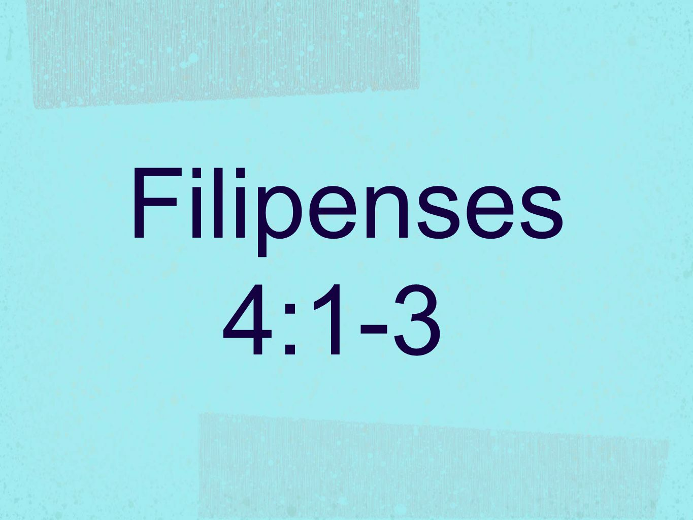 Filipenses 4:1-3