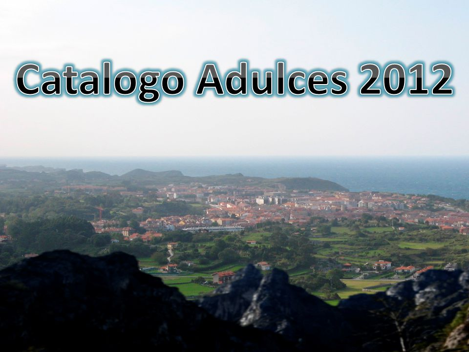 Catalogo Adulces 2012 x