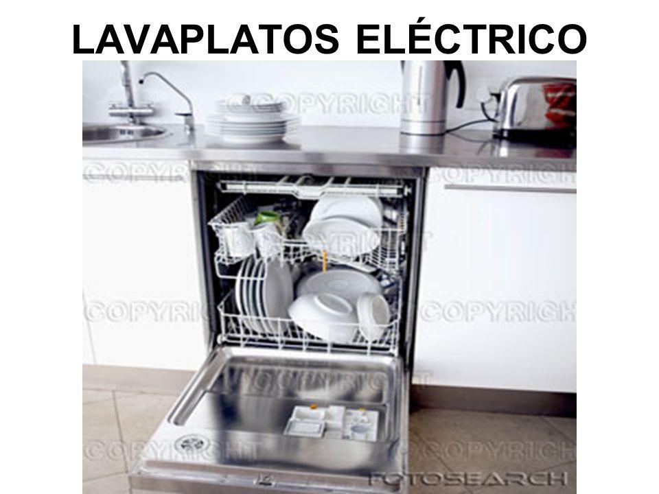 LAVAPLATOS ELÉCTRICO