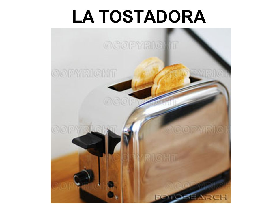 LA TOSTADORA