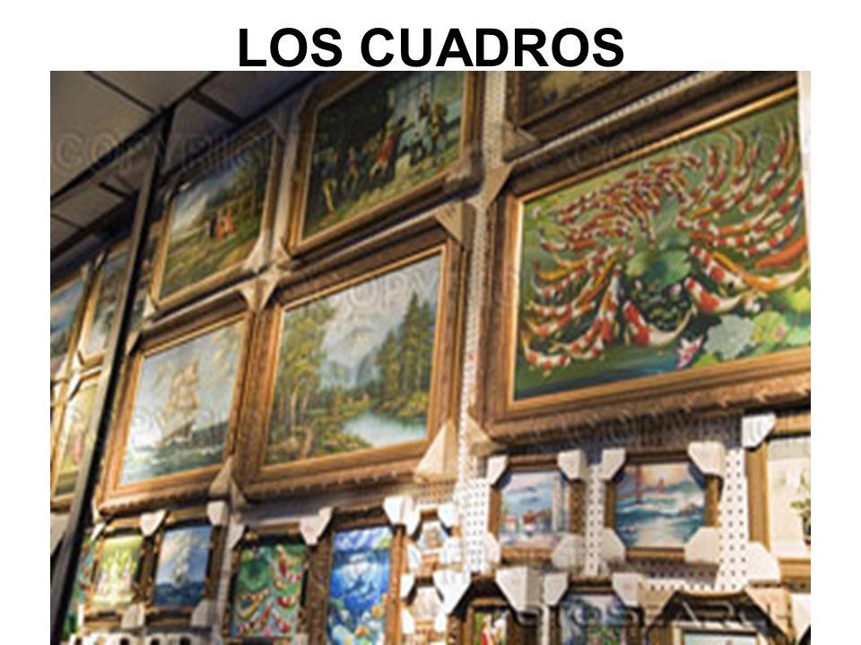 LOS CUADROS
