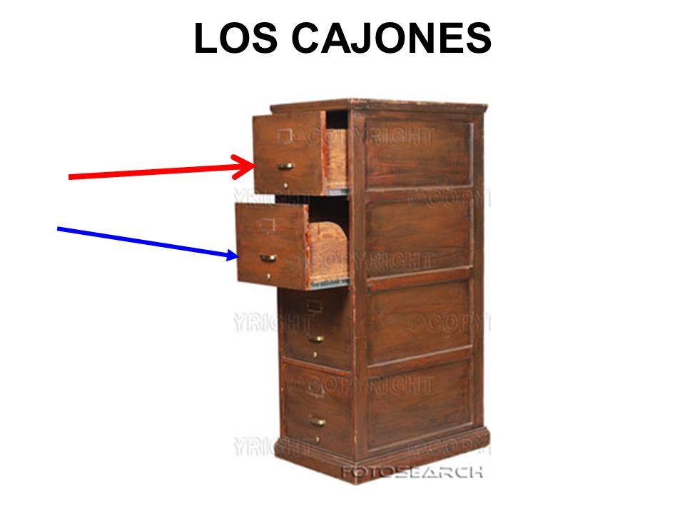 LOS CAJONES