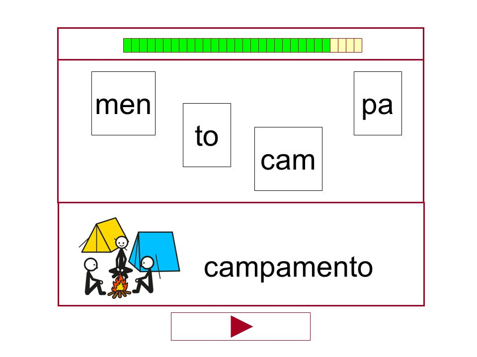 men pa to cam campamento …