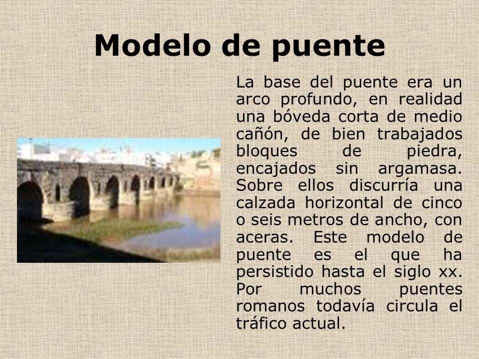 Modelo de puente