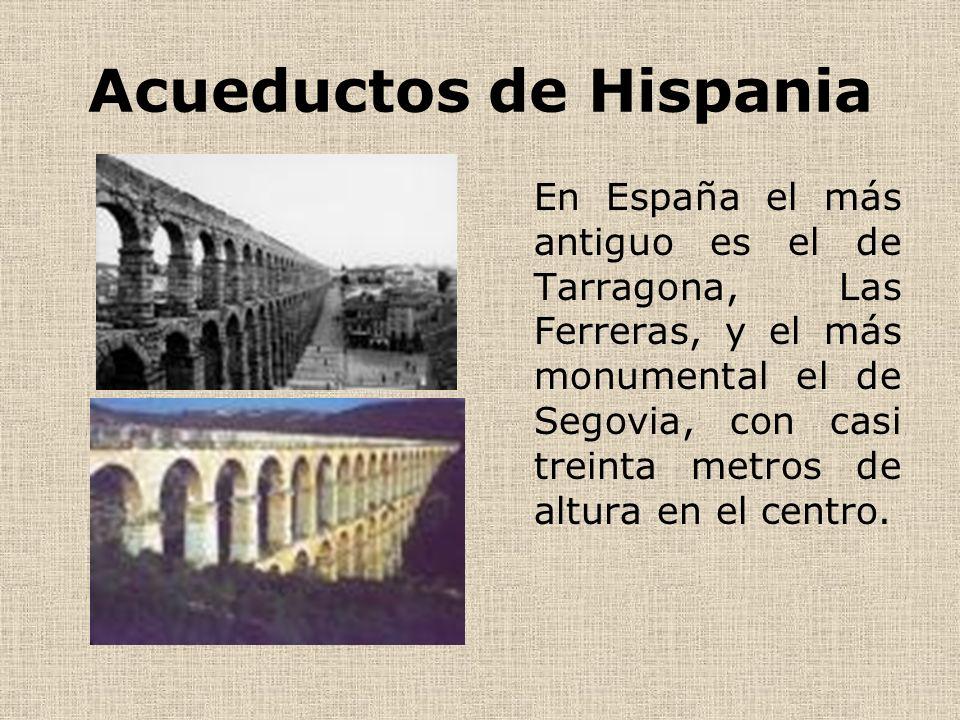 Acueductos de Hispania