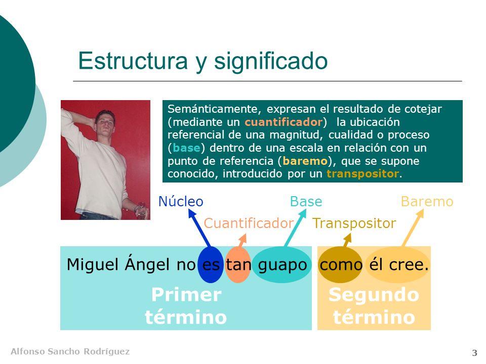 Estructura y significado