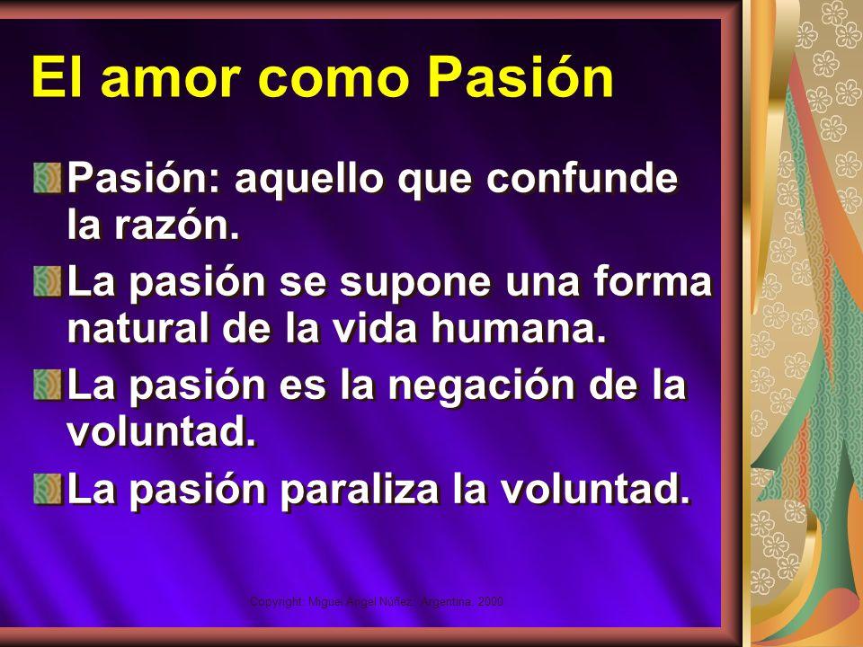Copyright: Miguel Angel Núñez. Argentina. 2000