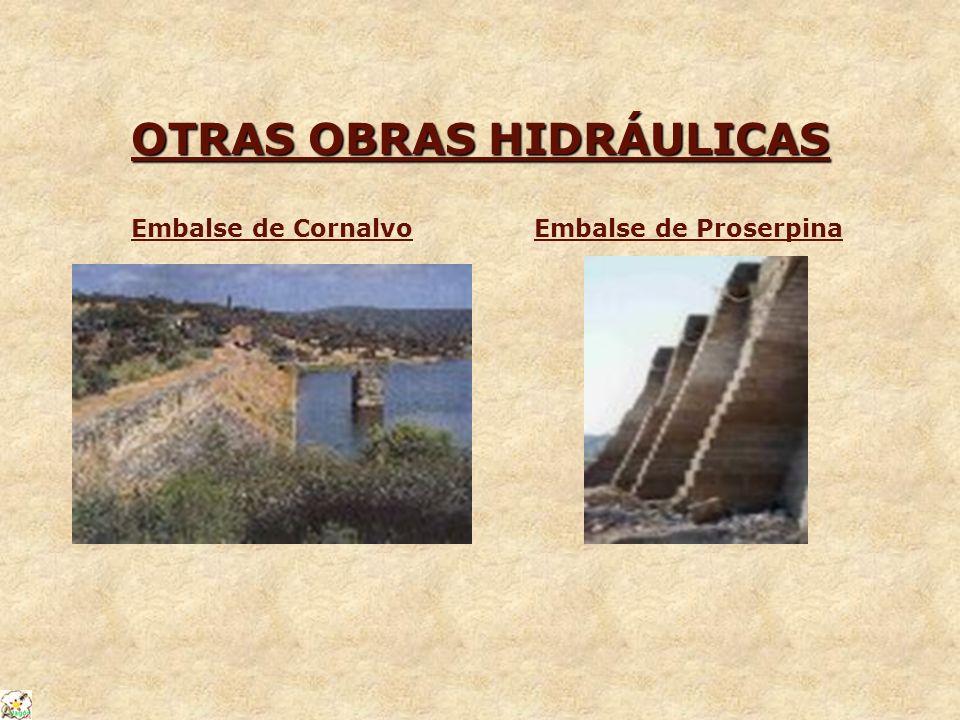 OTRAS OBRAS HIDRÁULICAS