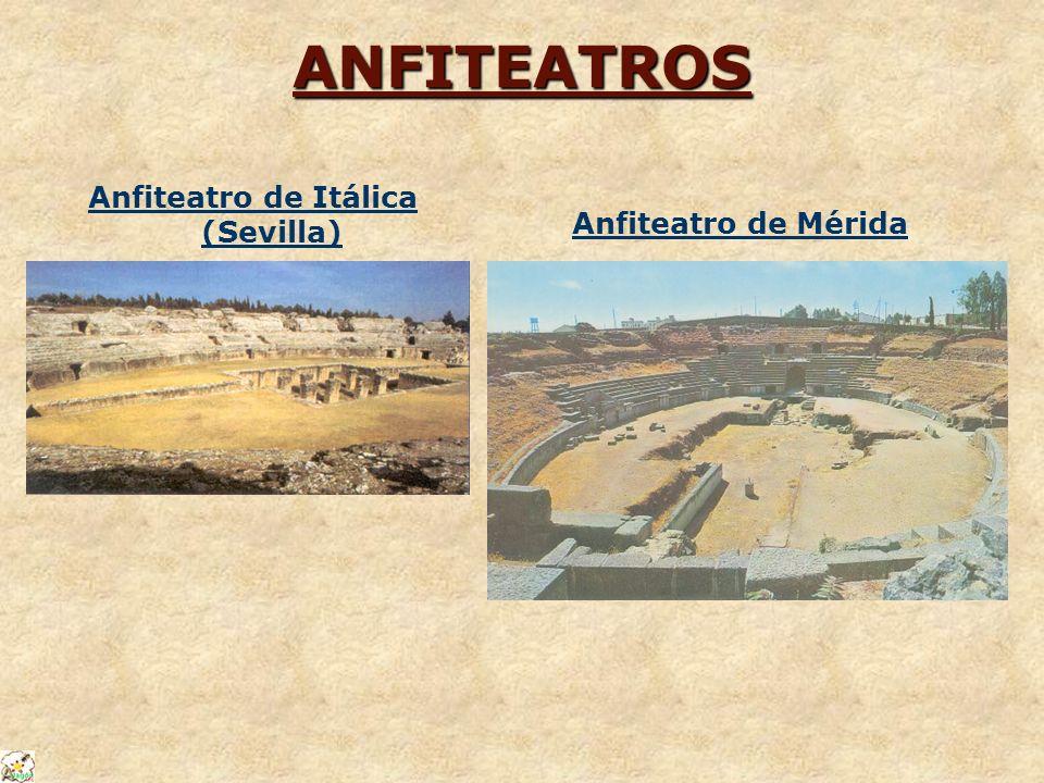 Anfiteatro de Itálica (Sevilla)