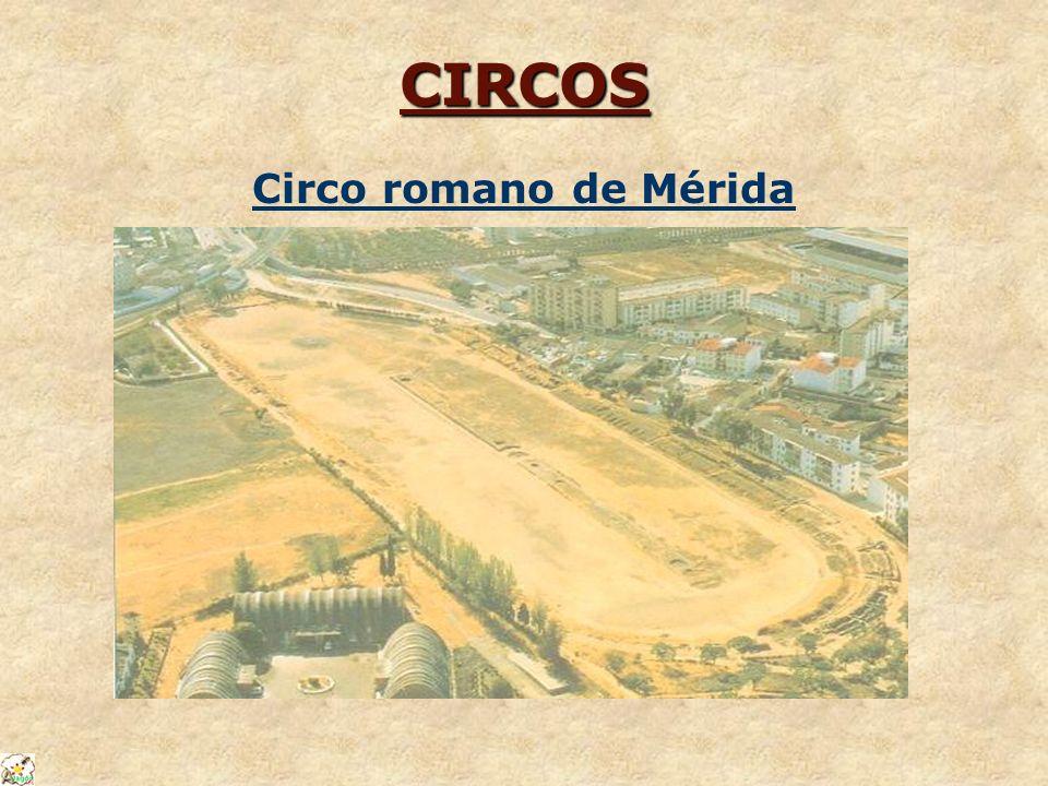 CIRCOS Circo romano de Mérida