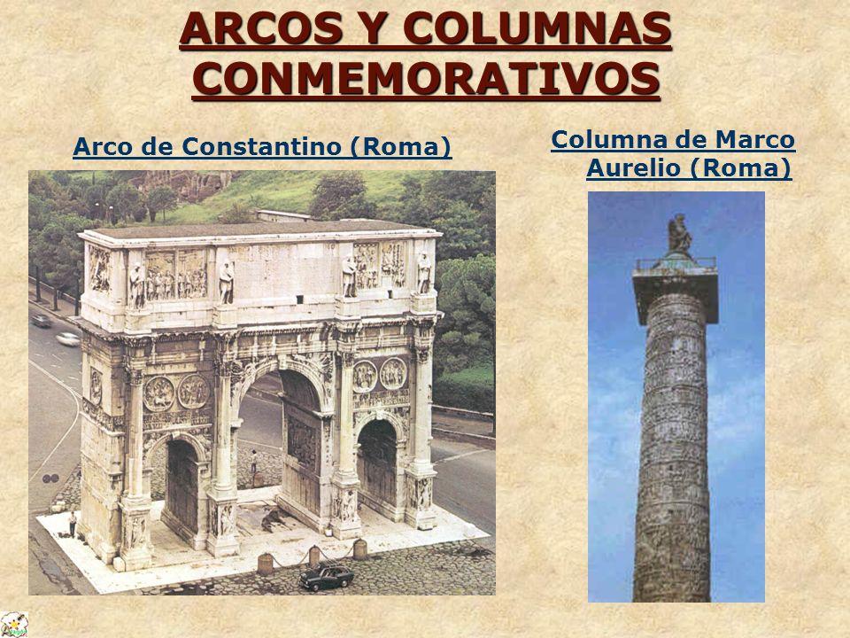 ARCOS Y COLUMNAS CONMEMORATIVOS