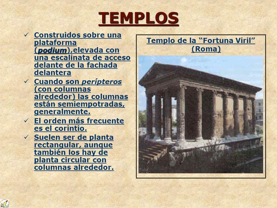 Templo de la Fortuna Viril (Roma)