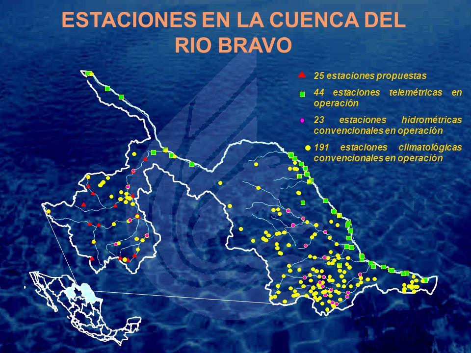 GESTION INTEGRADA DE CUENCAS PARA APOYAR EL CUMPLIMIENTO DE TRATADO DE AGUAS INTERNACIONALES Y LOGRAR LA SUSTENTABILIDAD DEL AGUA EN LA REGIÓN HIDROLÓGICA 24 RÍO BRAVO