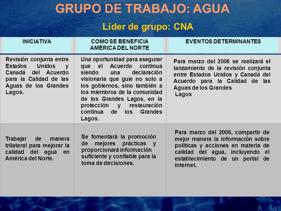 GRUPOS DE TRABAJO SECTOR AMBIENTAL