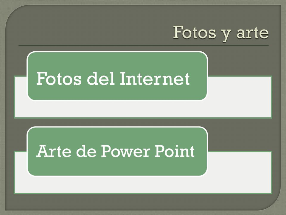 Fotos y arte Fotos del Internet Arte de Power Point