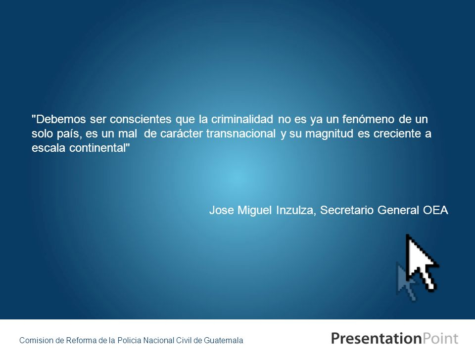 Jose Miguel Inzulza, Secretario General OEA