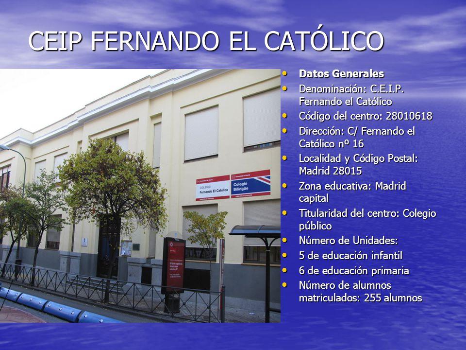 CEIP FERNANDO EL CATÓLICO