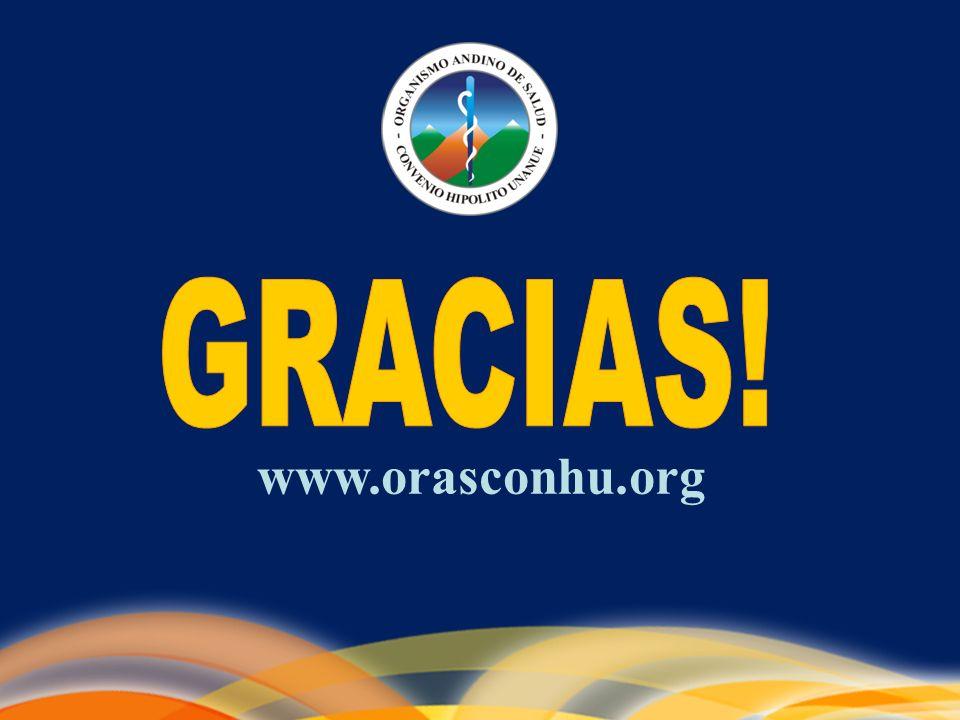 GRACIAS! www.orasconhu.org