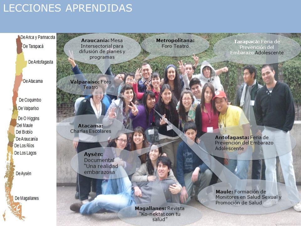 LECCIONES APRENDIDAS Aysén: Documental Una realidad embarazosa