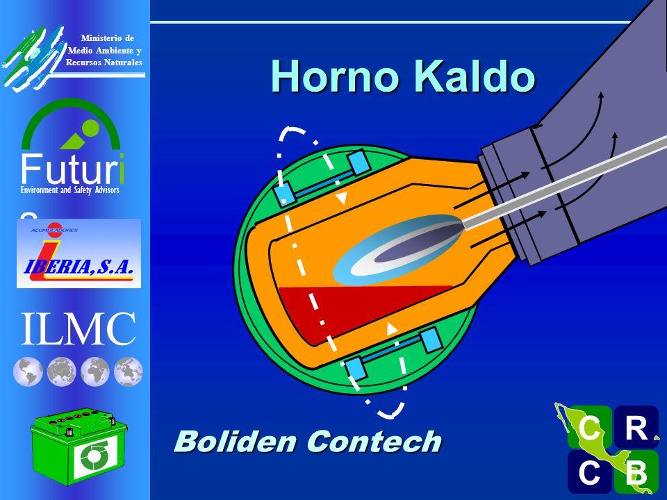 Horno Kaldo Boliden Contech ¿Qué Tecnología