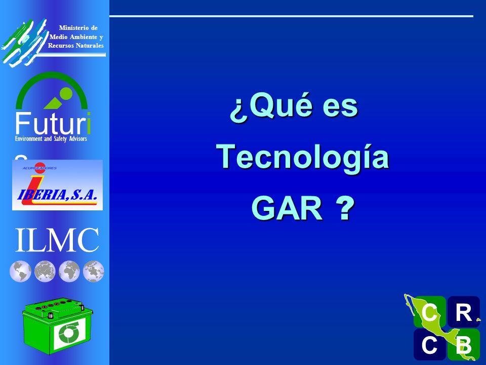 ¿Qué es Tecnología GAR