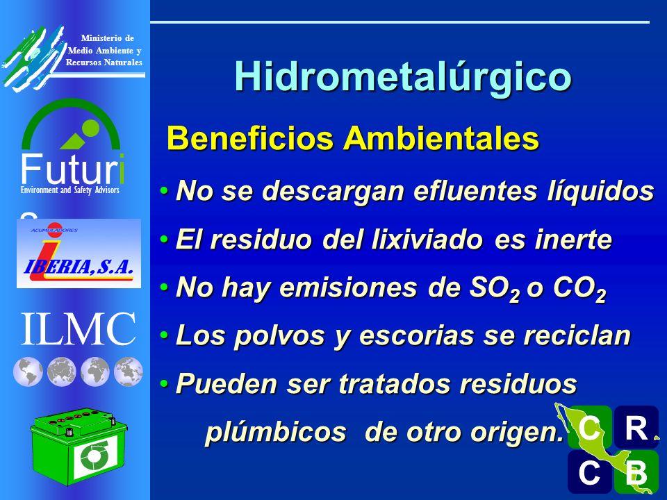 Beneficios Ambientales del Proceso PLACID