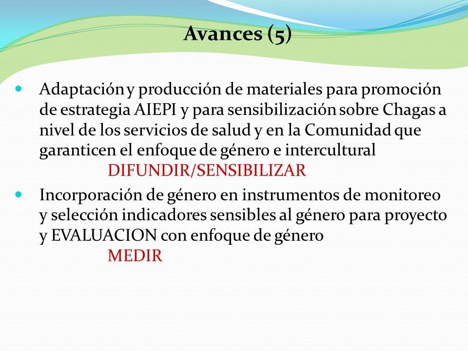 Avances (5)