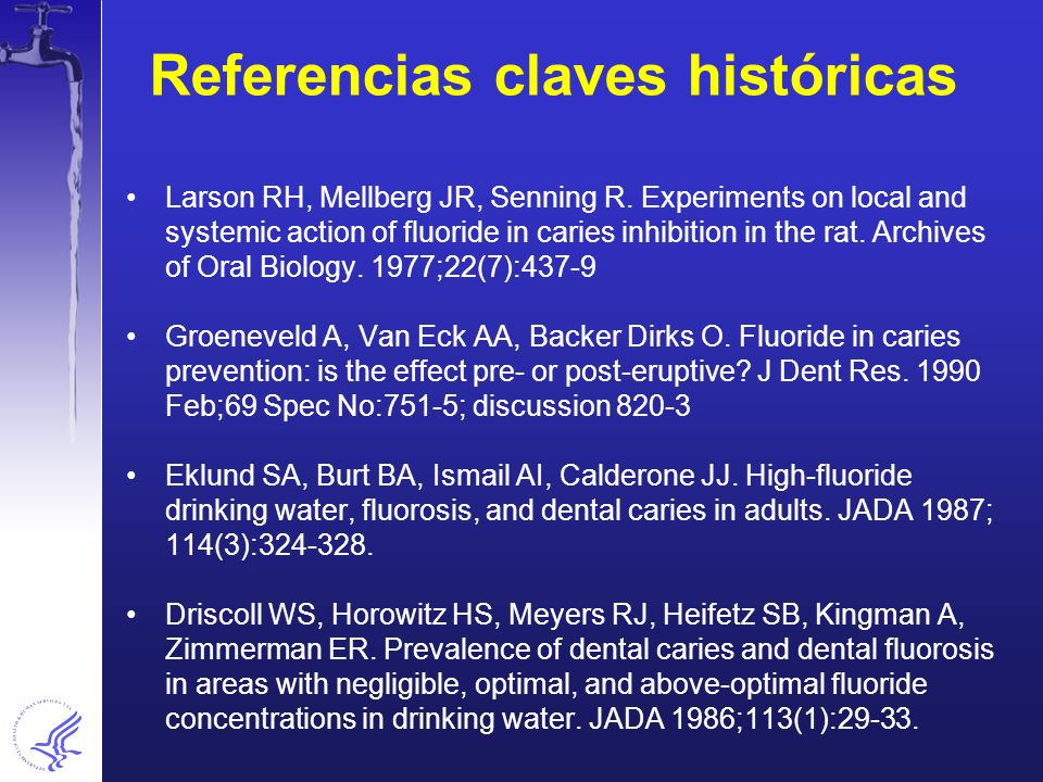 Referencias claves históricas