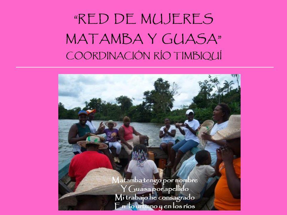 RED DE MUJERES MATAMBA Y GUASA
