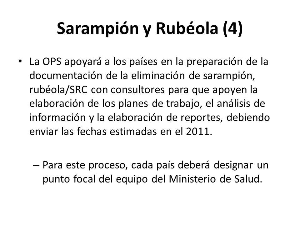 Sarampión y Rubéola (4)