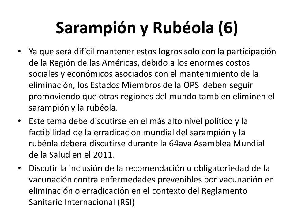 Sarampión y Rubéola (6)