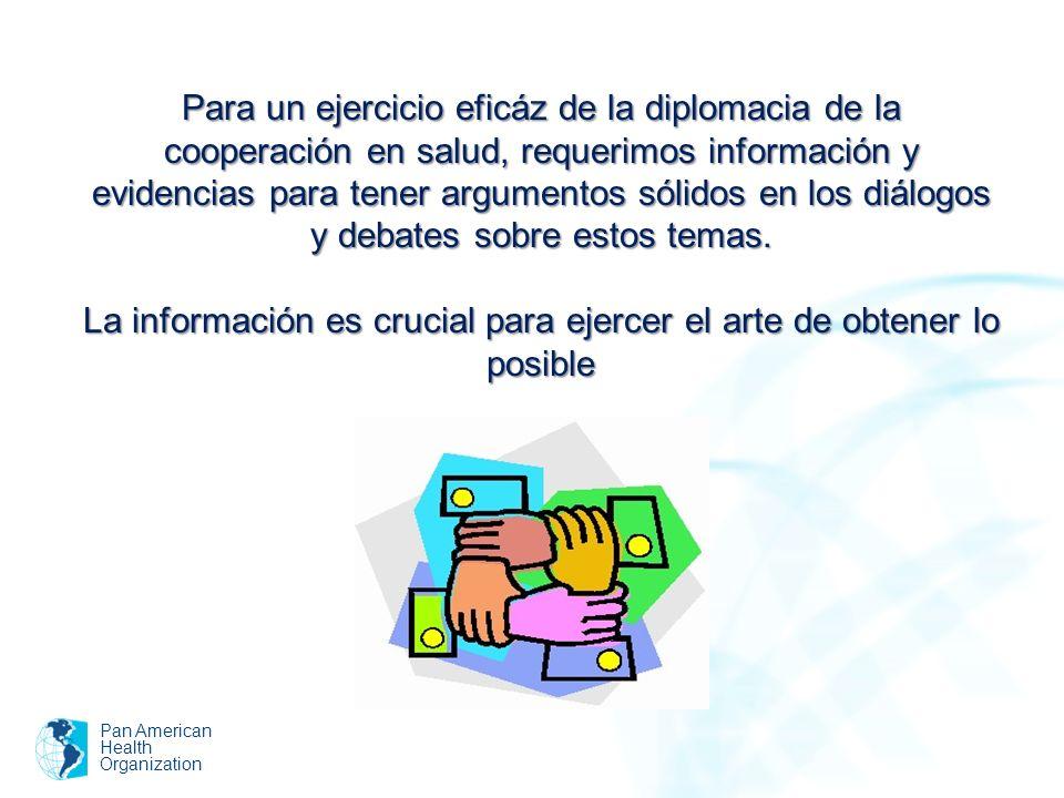 La información es crucial para ejercer el arte de obtener lo posible