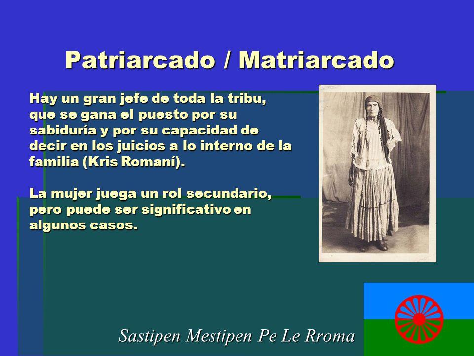 Patriarcado / Matriarcado