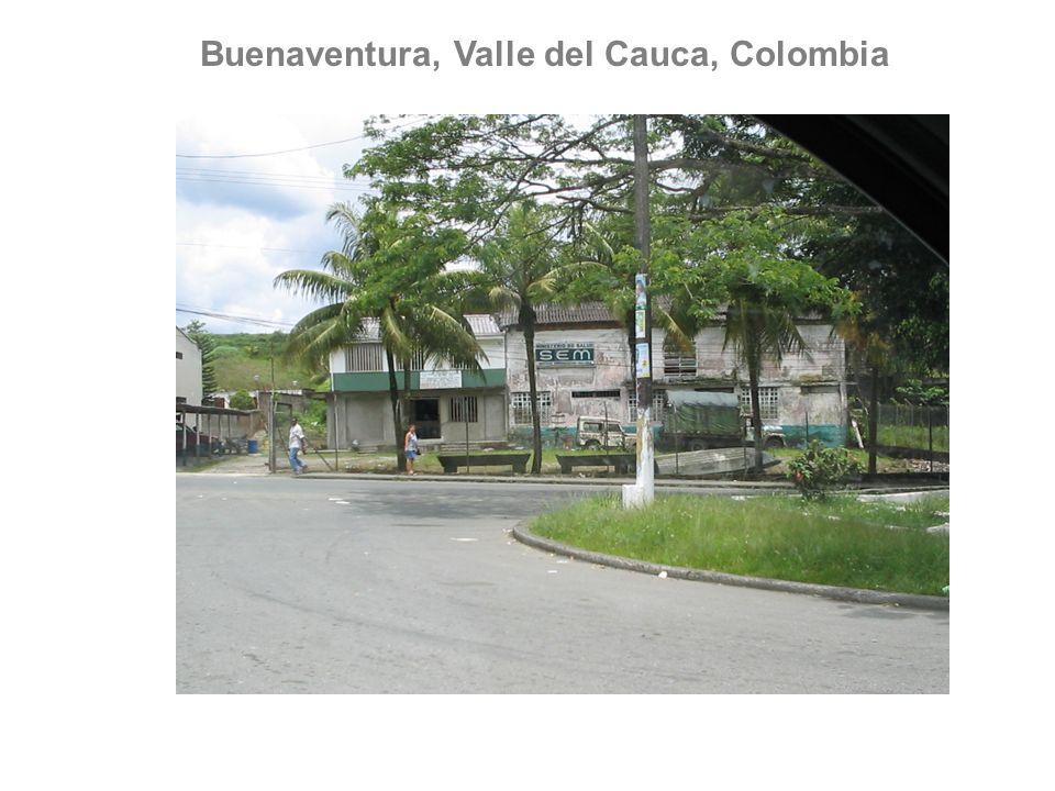 Buenaventura, Valle del Cauca, Colombia