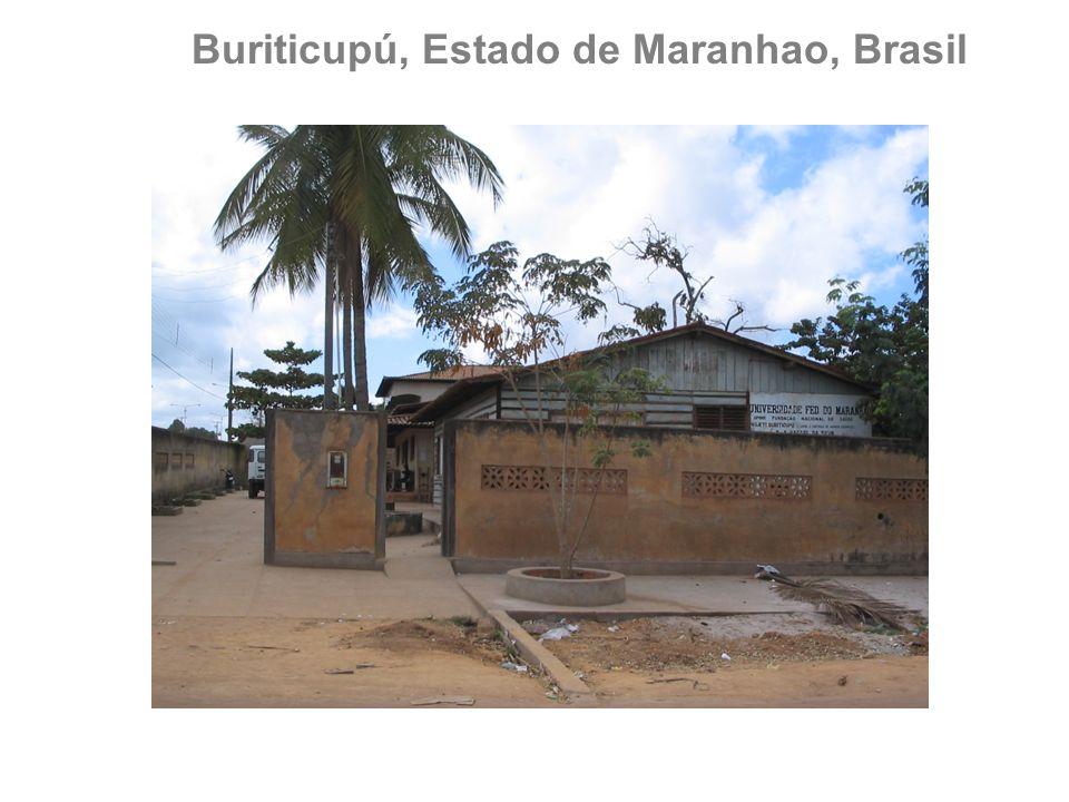 Buriticupú, Estado de Maranhao, Brasil