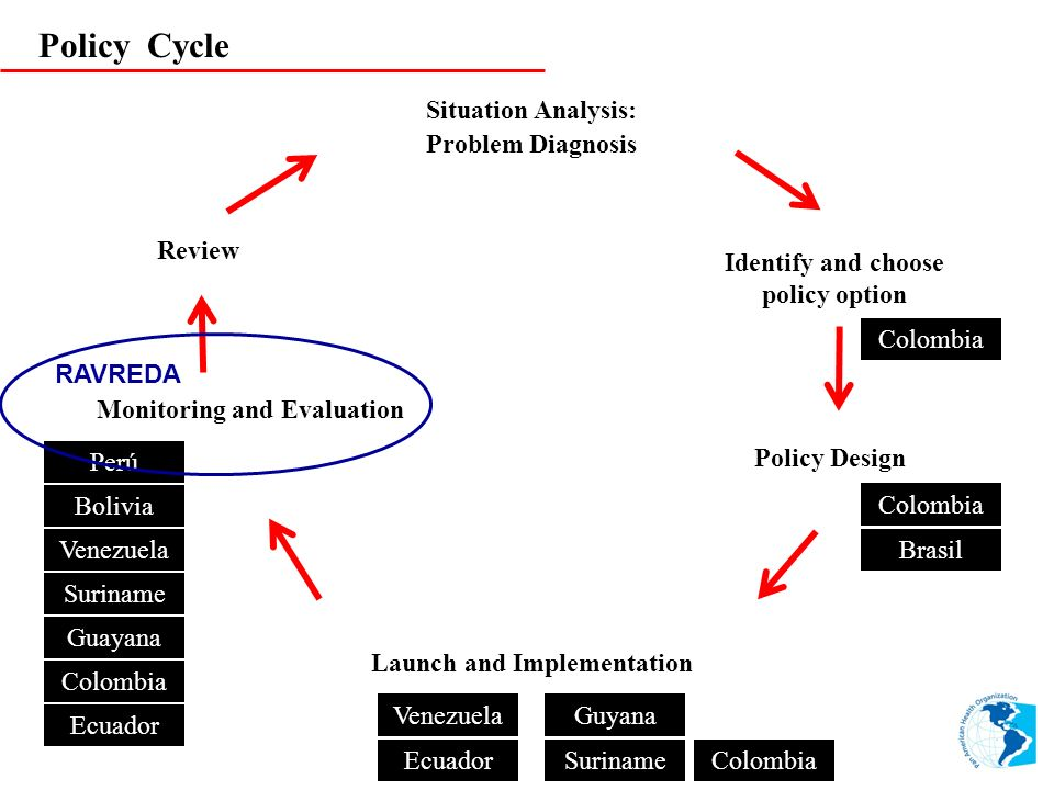 Policy Cycle Situation Analysis: Problem Diagnosis Review