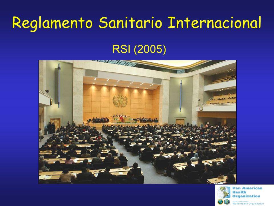 Reglamento Sanitario Internacional