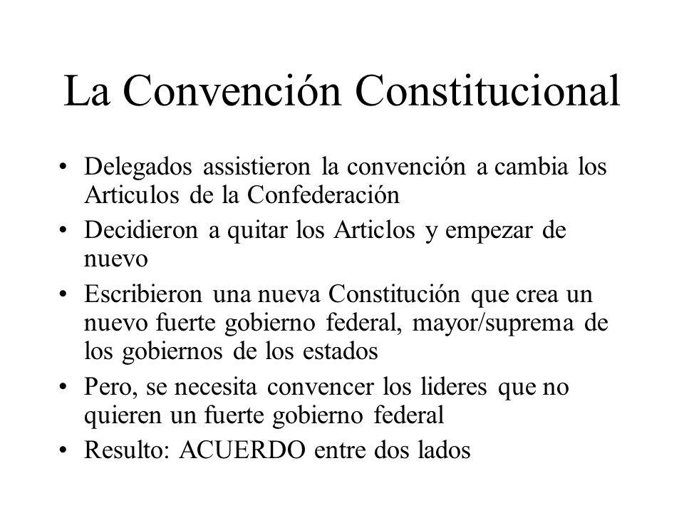 La Convención Constitucional