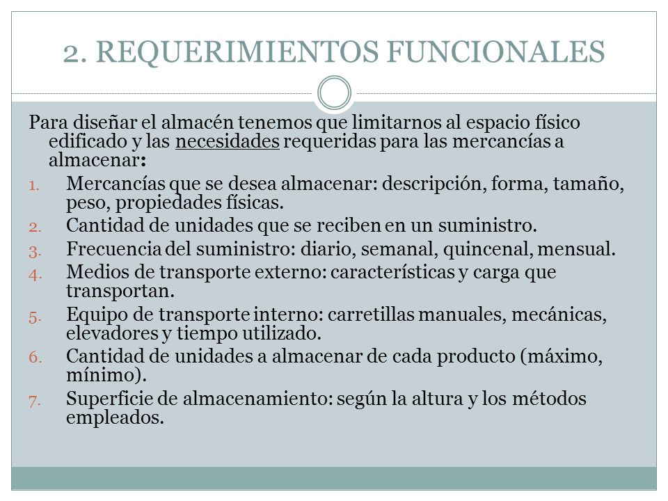 2. REQUERIMIENTOS FUNCIONALES
