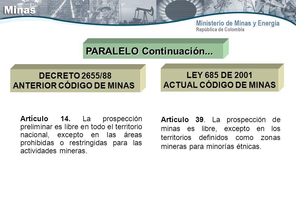 PARALELO Continuación...