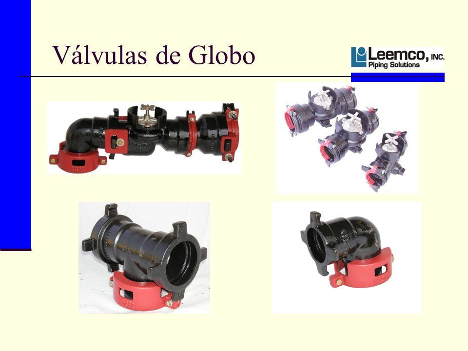 Válvulas de Globo