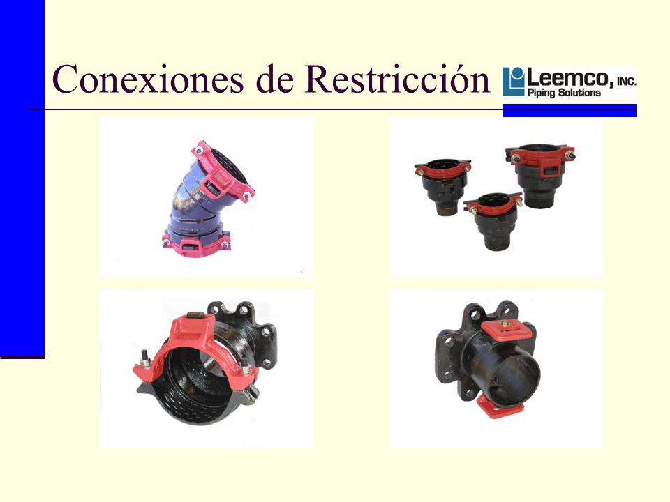 Conexiones de Restricción