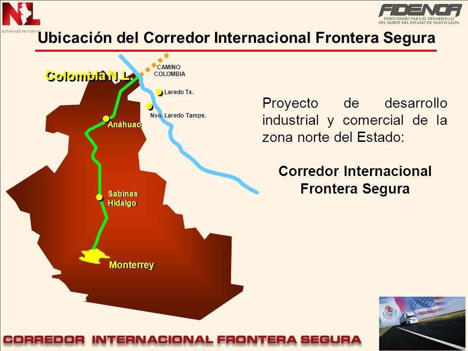 Corredor Internacional Frontera Segura