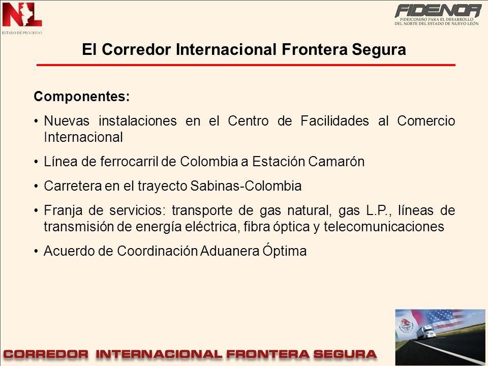El Corredor Internacional Frontera Segura