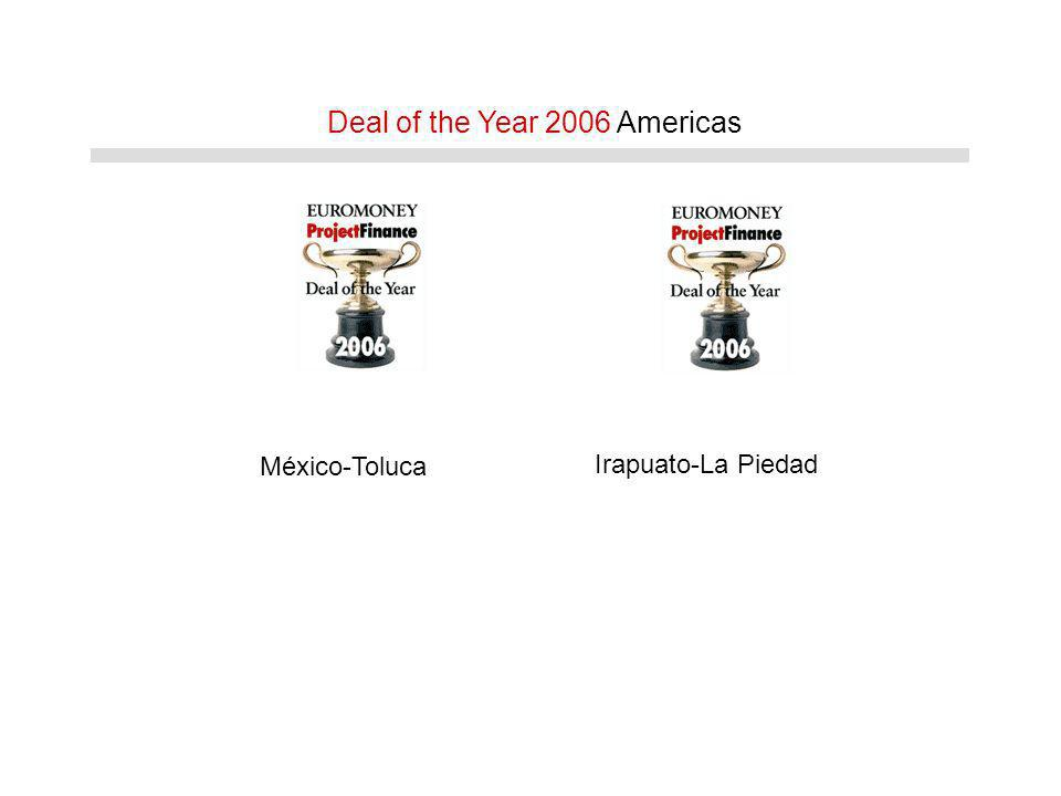 Deal of the Year 2006 Americas